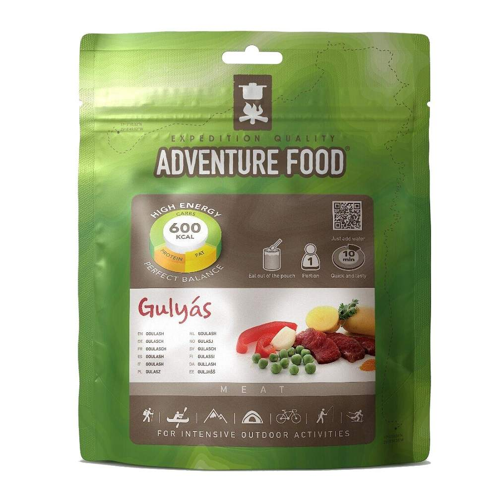 Гуляш Adventure Food Gulyas