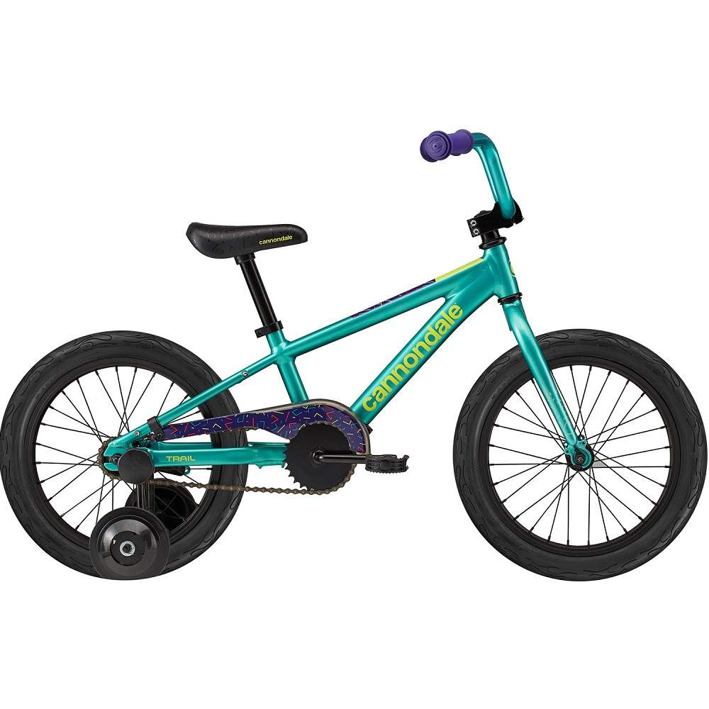 """Велосипед 16"""" Cannondale Trail SS Girls (2021)"""