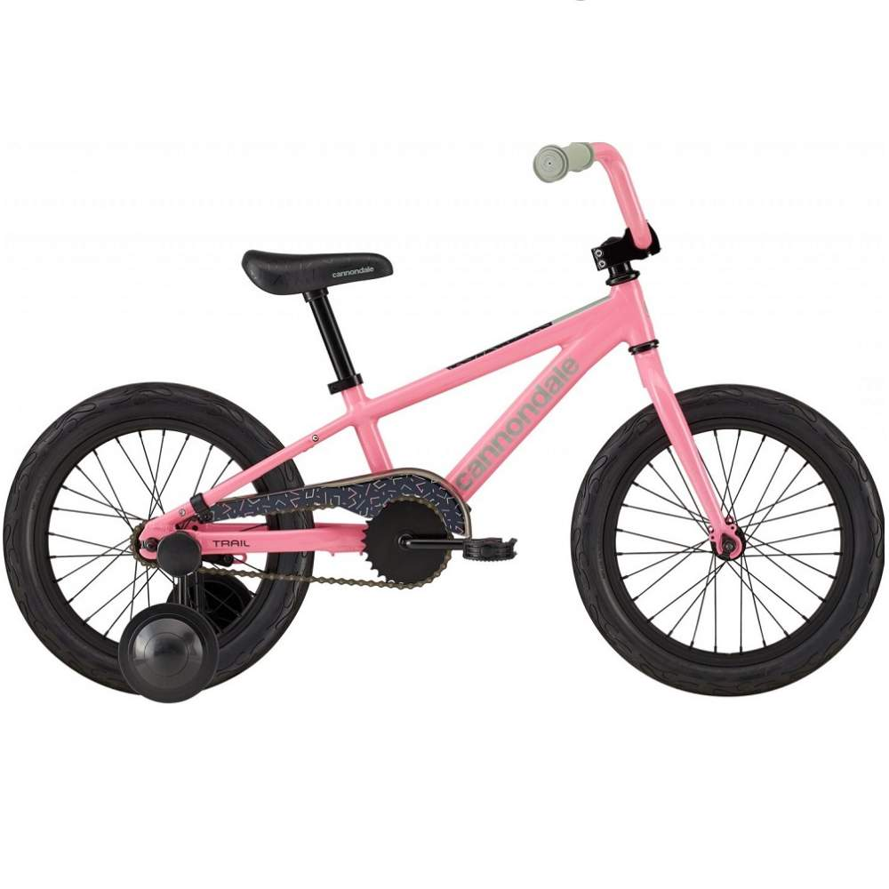"""Велосипед 16"""" Cannondale Kids Trail SS Girls (2021)"""