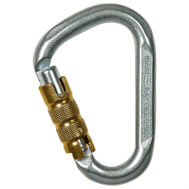 Карабін Climbing Technology Snappy Steel TG trilock