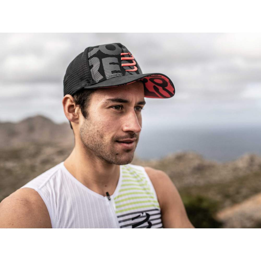 Кепка Compressport Trucker Cap