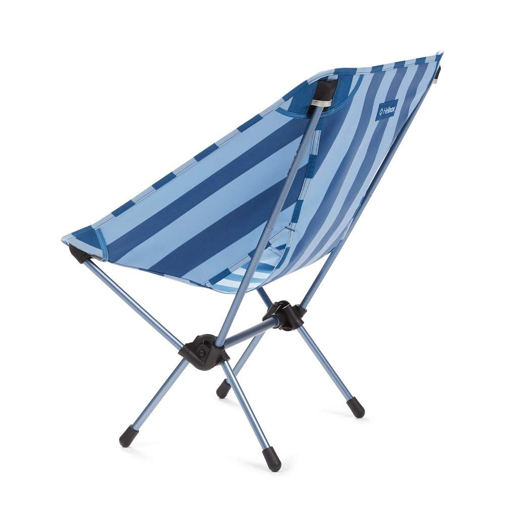 Кресло Helinox Chair One Blue Stripe/Navy
