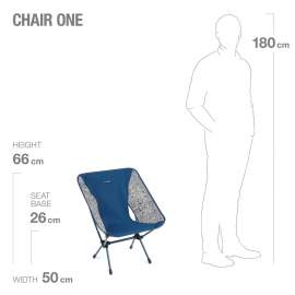 Кресло Helinox Chair One Paisely Blue