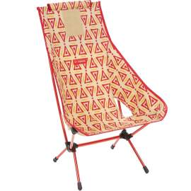 Кресло Helinox Chair Two Triangle Red/Red