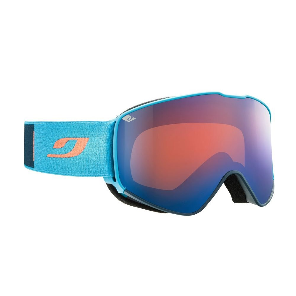 Маска Julbo Alfa Blue Cyan Blue Marine Orange