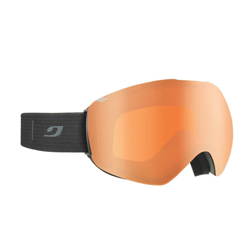 Маска Julbo Spacelab Black Grey Lignes Spectron 2 J76012229