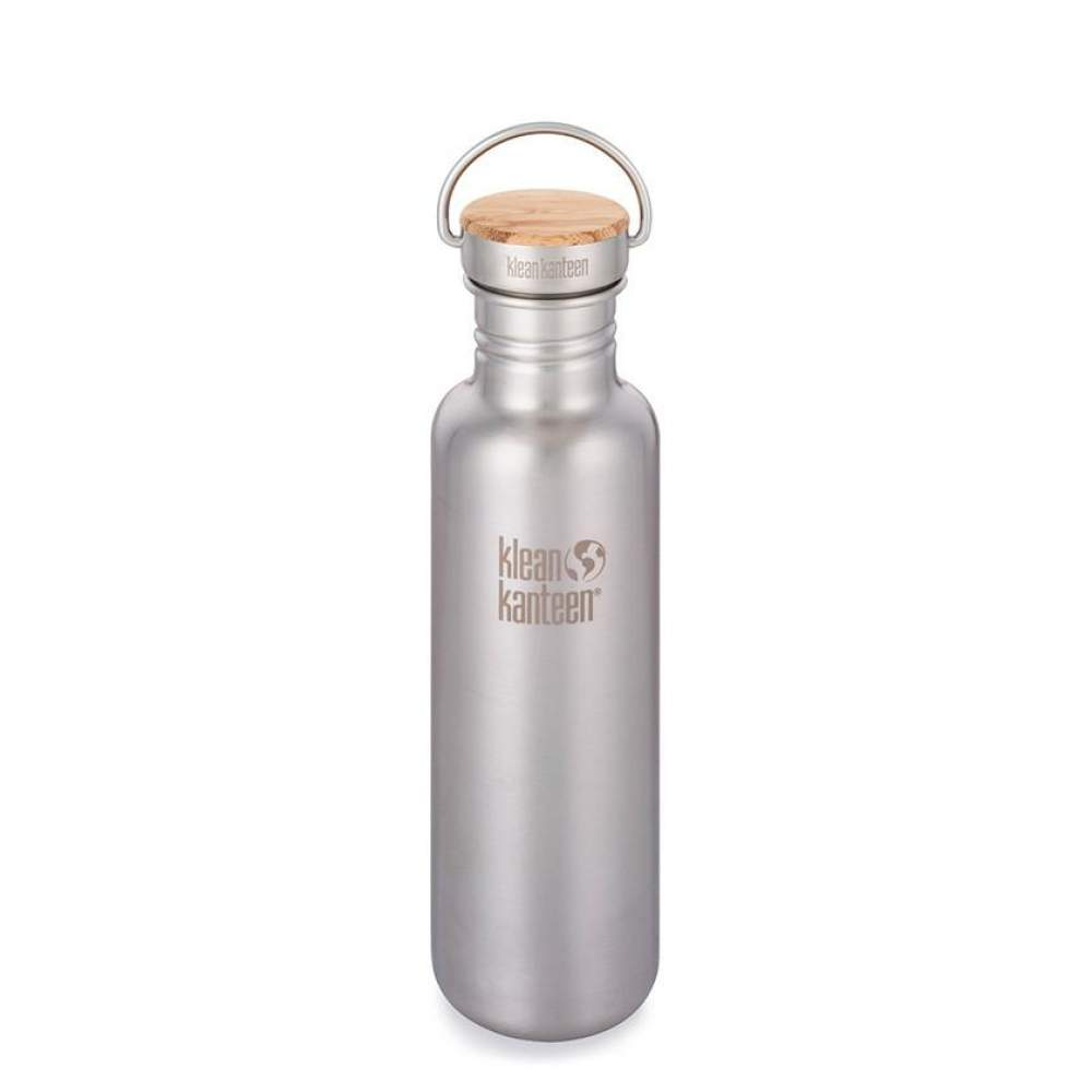 Фляга Klean Kanteen Reflect Brushed Stainless 800 мл