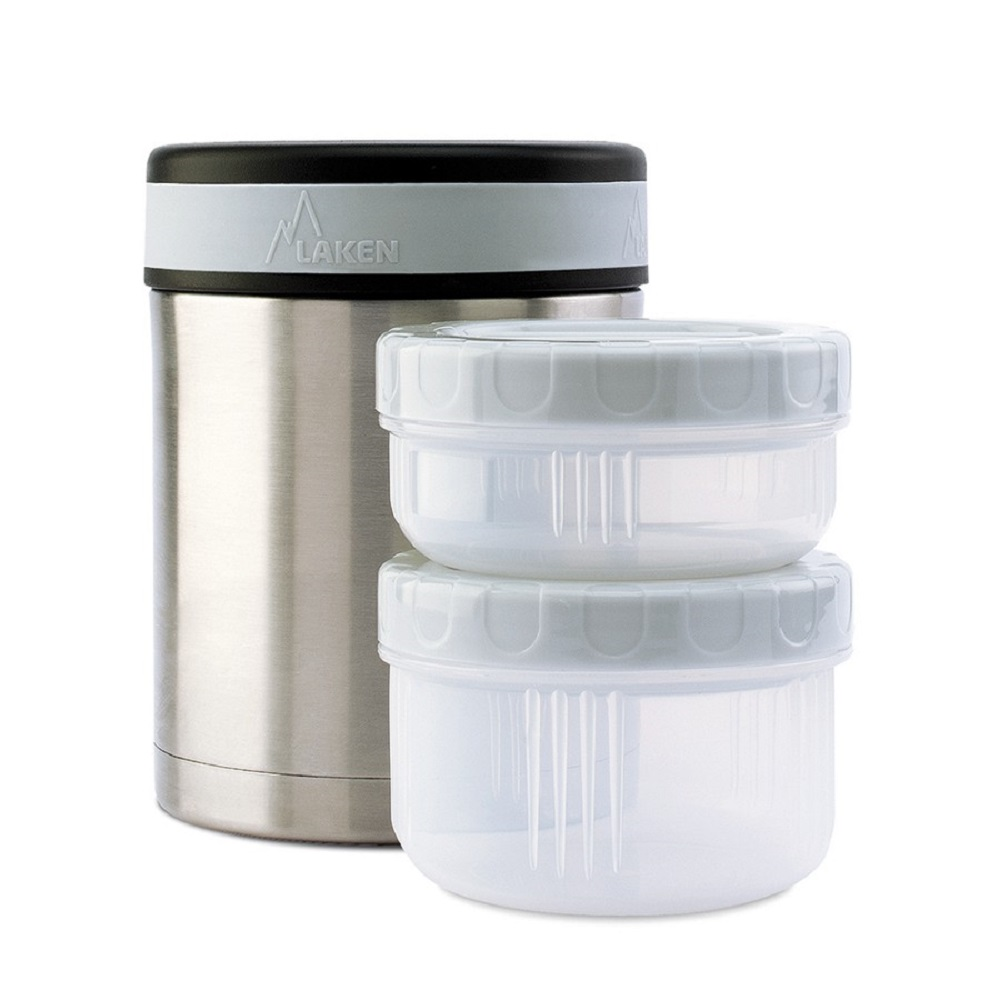 Термос для еды Laken Thermo food container 1 л + NP Cover