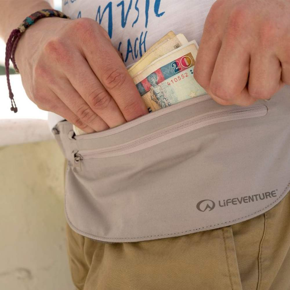 Гаманець на пояс Lifeventure RFID Body Wallet Waist