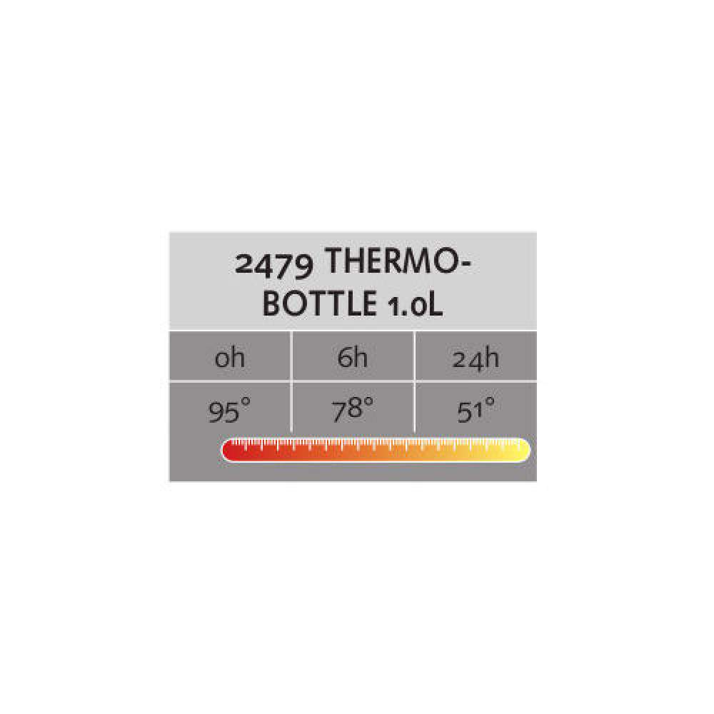 Термос Salewa Thermo Bottle 1 л