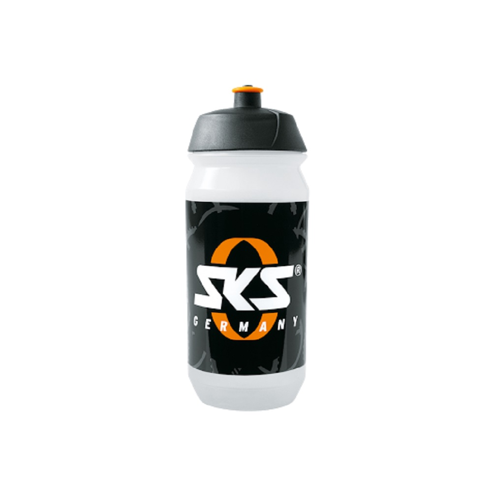 Фляга SKS Drinking Bottle SKS-Germany Logo 500ml