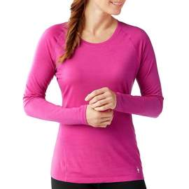 Термофутболка SmartWool Women's Merino 150 Baselayer Pattern Long Sleeve 17256