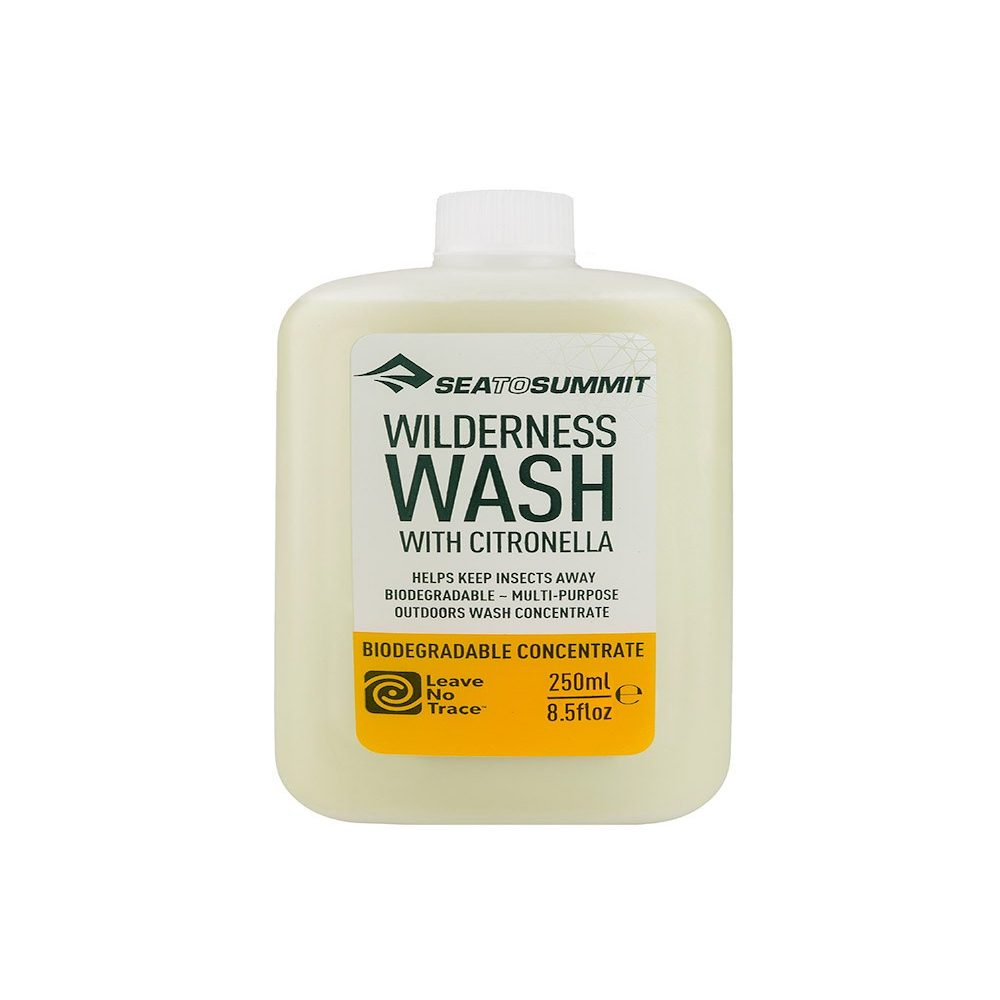 Мило Sea to Summit Wilderness Wash with Citronella 250ml