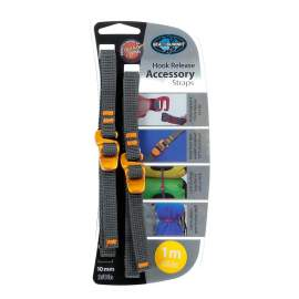 Стяжка Sea to Summit Accessory Strap with Hook Buckle 10mm - 1.0 m