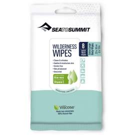 Серветки вологі Sea to Summit Wilderness Wipes Extra Large 8 шт