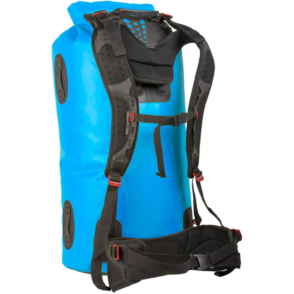 Рюкзак Sea to Summit Hydraulic Dry Pack with Harness 65L