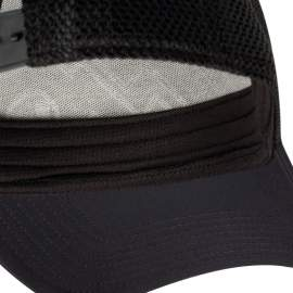 Кепка Buff Trucker Cap Sone Black