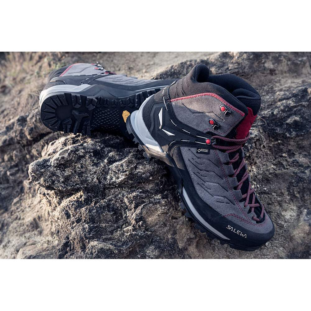 Ботинки Salewa MS MTN Trainer Mid GTX